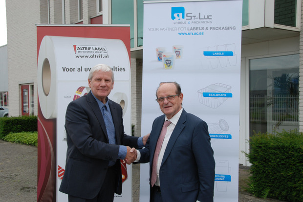St-Luc Labels & Packaging neemt Nederlandse sectorgenoot over