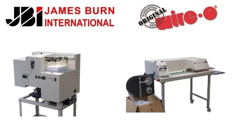 James BURN Int'l : de publiekstrekkers op Drupa !