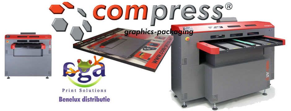 Introducties van AGA Print Solutions op Fespa 2017 in Hamburg