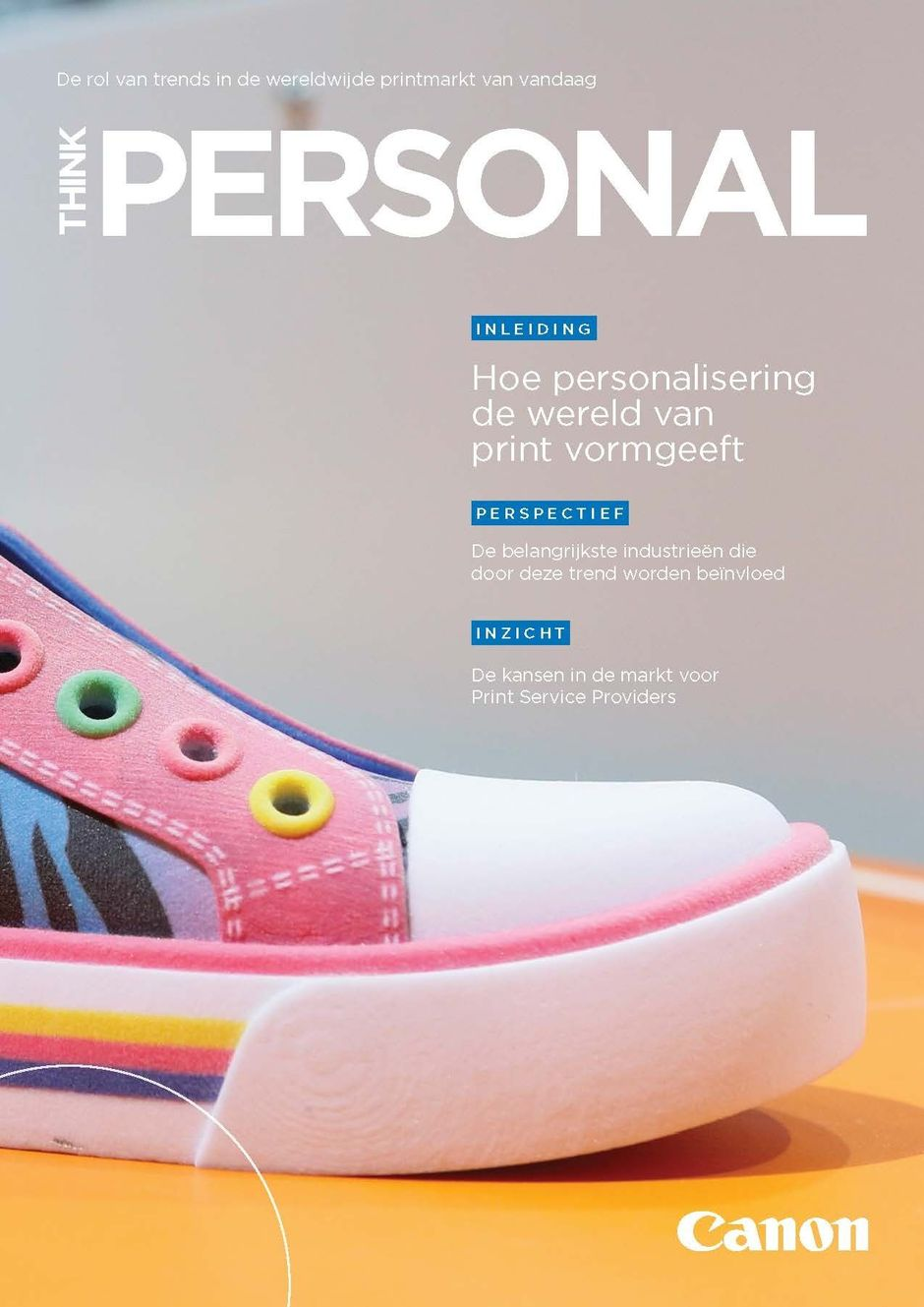 Canon: Download de Think Personal guide