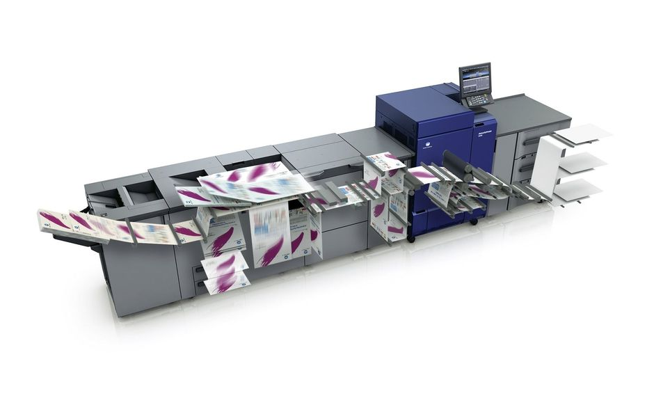 Konica Minolta introduceert Color Care Unit IQ-501