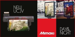 Mimaki introduceert innovatieve print- en snijsystemen