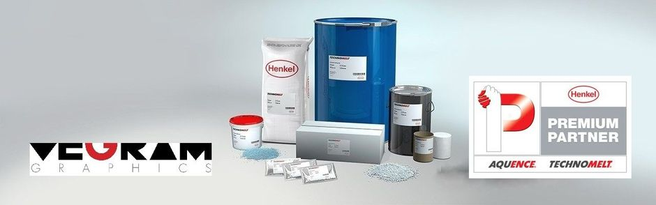 VEGRAM Graphics - Premium Partner van HENKEL Adhesives.