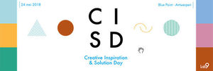 Get Inspired in Antwerp @ Creative Inspiration & Solution Day by Lab9