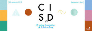 Get Inspired in Gent @ Creative Inspiration & Solution Day by Lab9