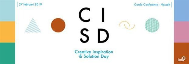 Get Inspired in Hasselt @ Creative Inspiration & Solution Day by Lab9
