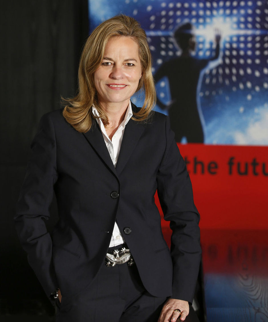 Sabine Gelderman, directeur drupa: Touch the future
