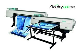 Fujifilm Acuity Led 1600 printer: winstmarge door zijn creativiteit!