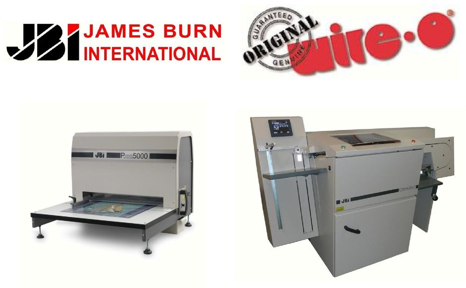 Vegram Graphics - JAMES BURN voor meer dan Wire-O®