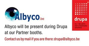 Albyco on Drupa